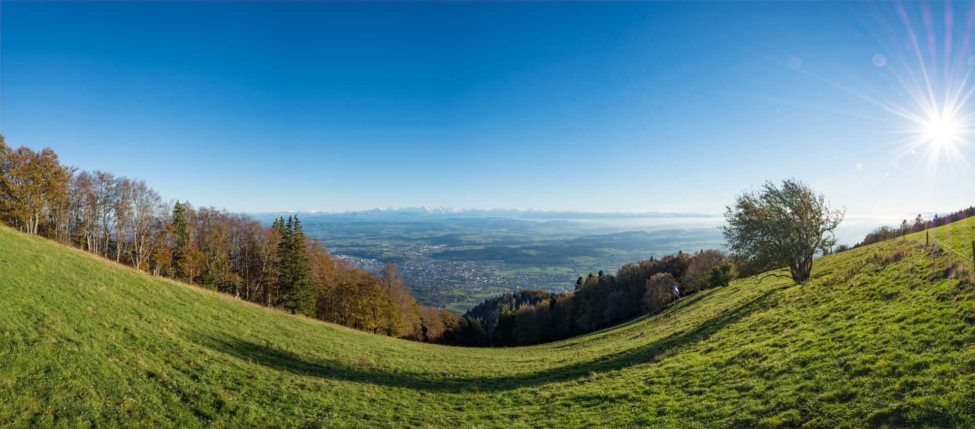 Starte auch du am Solothurner Hausberg